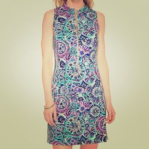 Lilly Pulitzer Opal Shift Dress - Large